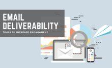 Email Deliverability graph Munro Marketing