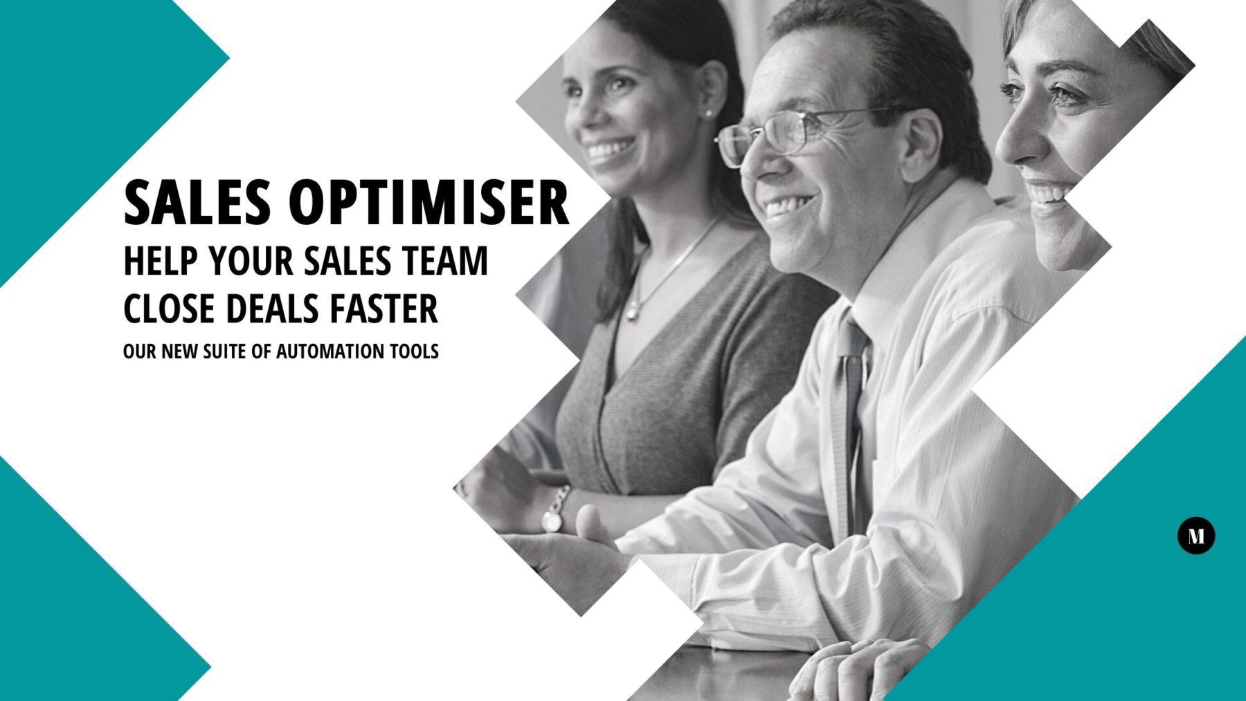 sales optimiSer